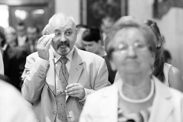 ceremonia slubna wzruszony wujek EiJ 0282
