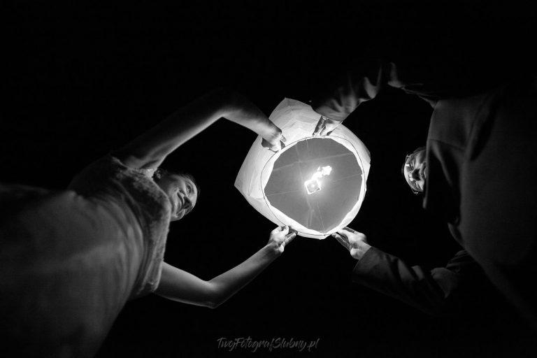 mloda para puszcza lampiony szczesciaPiM 0995