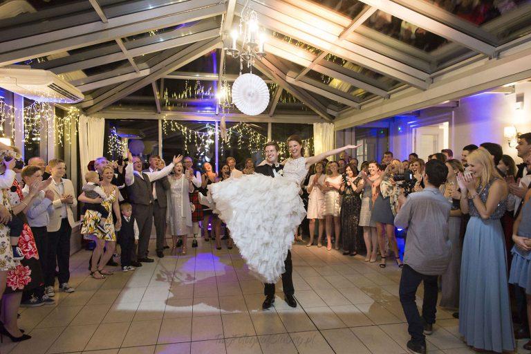 pierwszy taniec Villa irrata AJ 1137