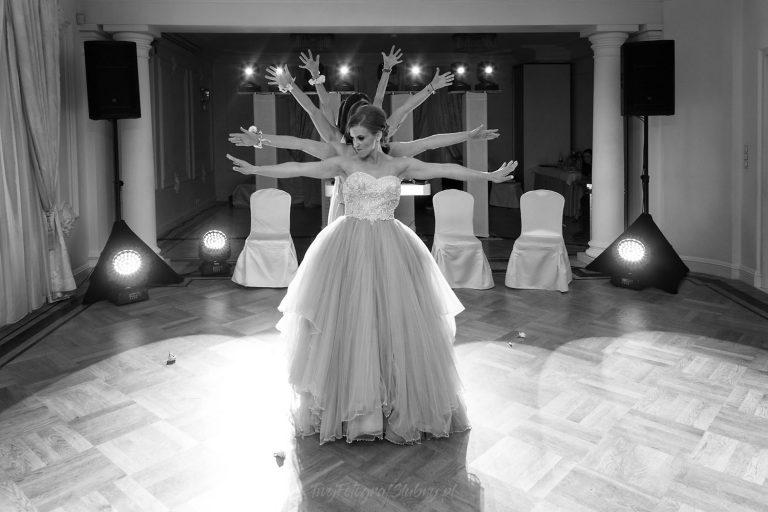 pierwszy taniec pani mlodej z druhnami MP 0726