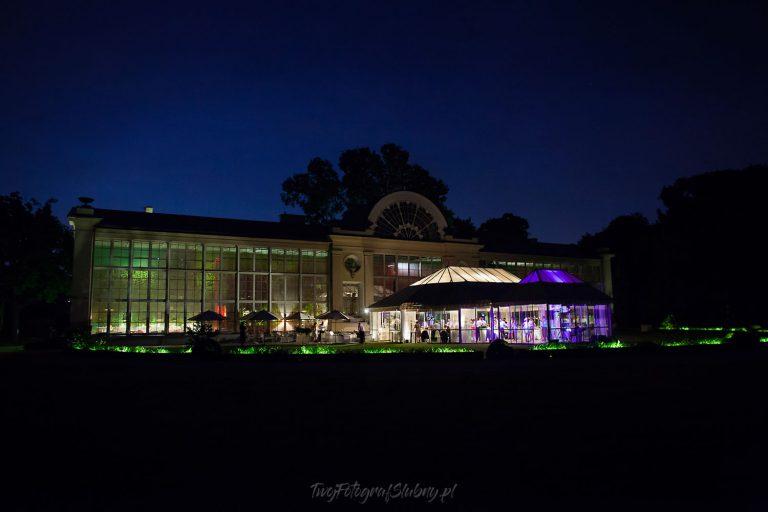 restauracja belvedere noca AiM 1542