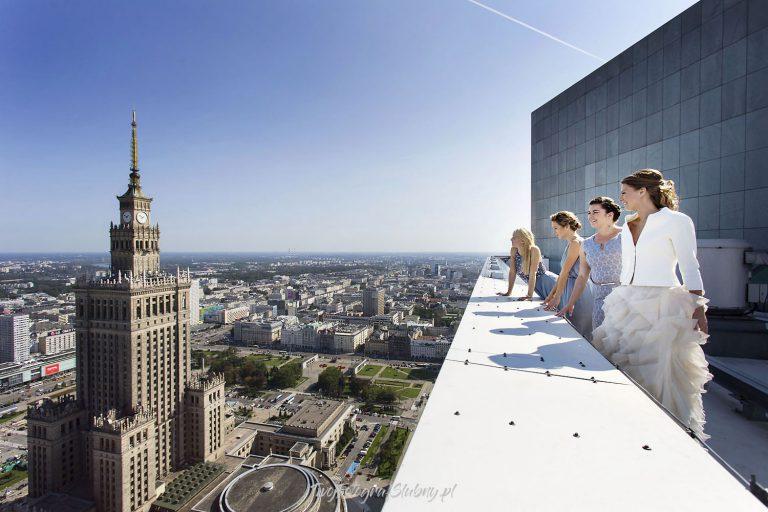 sesja na dachu wiezowca AJ 0116