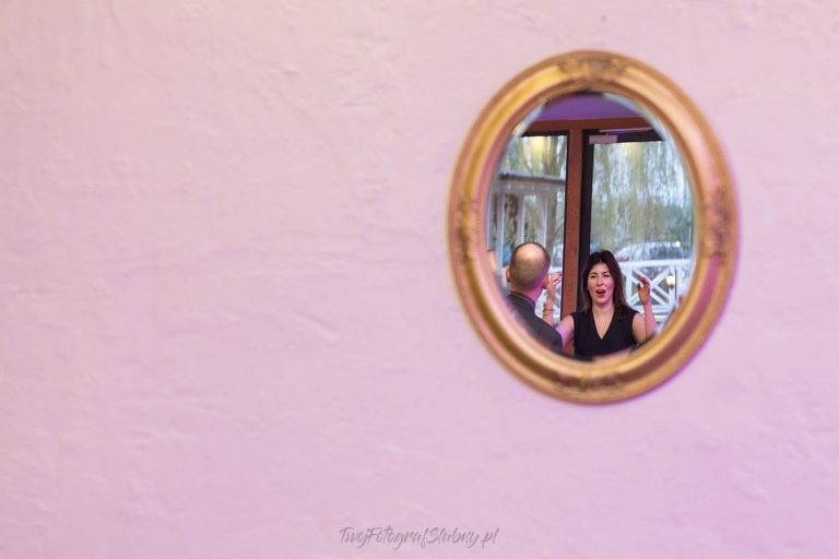 zdjecie w odbiciu w lustrze PM 1059