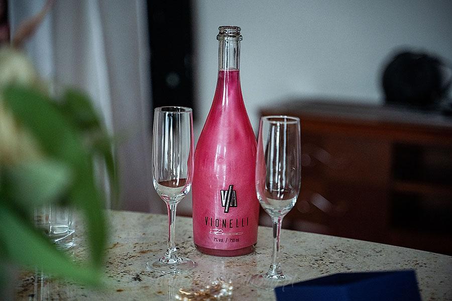 od lampki szampana
